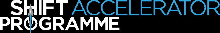 Shift Accelerator Programme Logo