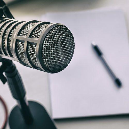 The Podcast Recording Studio | Shift Momentum